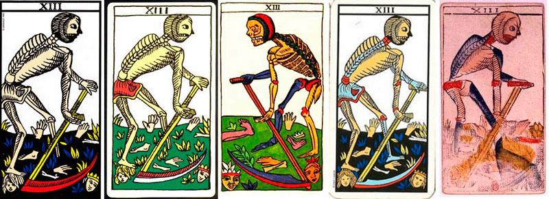 Photo of Lecturas de amor y de la tarjeta de la Muerte Tarot