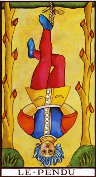 Photo of Tarot de Marsella: tarot arcano mayor EL COLGADO