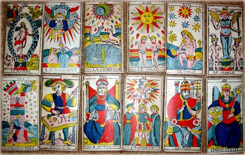 Photo of Historia del Tarot
