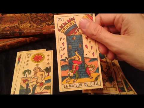 Photo of Tarot de Marsella – Significado arcanos