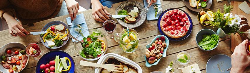 Photo of Cómo comer y cenar para su signo del zodiaco