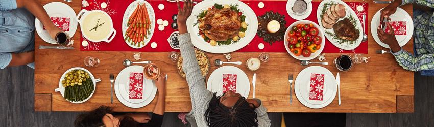 Photo of ¿Cena Navideña? Deje que su letrero le ayude a traer el plato perfecto