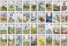Photo of Lectura e interpretación del tarot lenormand
